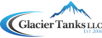 Glacier Tanks Logo - A Sanitary Fittings Company